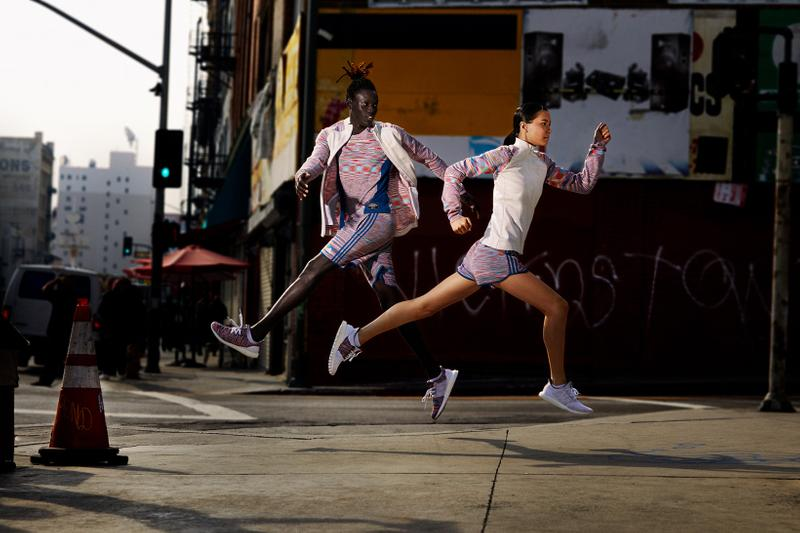 adidas Running and Missoni Collaborate on Limited Edition Footwear and Apparel Collection