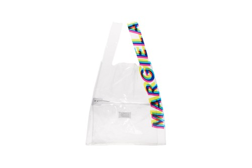 Maison Margiela Transparent Shopping Bag