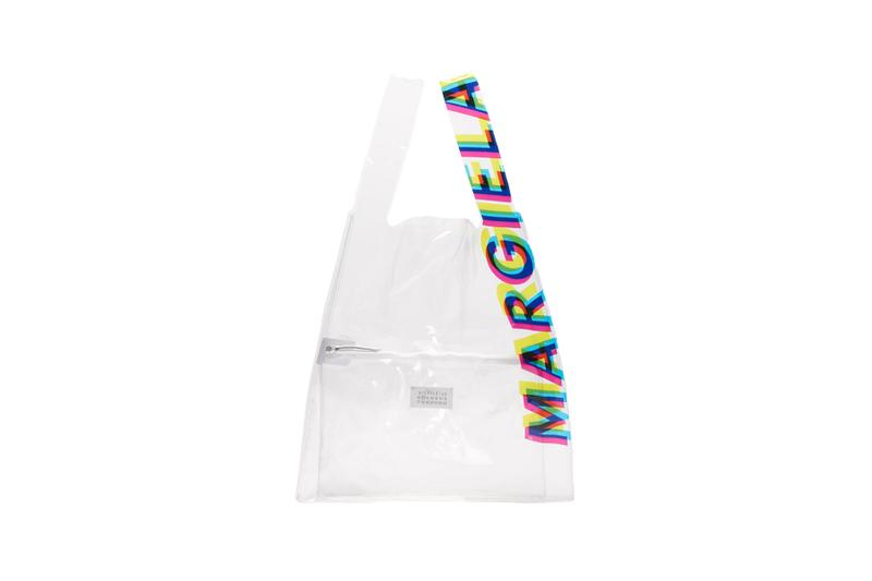 Maison Margiela Transparent Shopping Bag where to buy 2019 price release