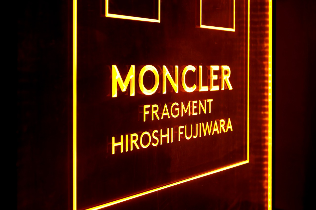 Moncler panel Future Creativity  Hiroshi Fujiwara  Kevin Ma Hans Ulrich Obrist fragment design Poggy the Man Dr. Woo  A-COLD-WALL Samuel Ross