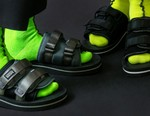 monkey time and Suicoke Reunite for Summertime Slide Sandals