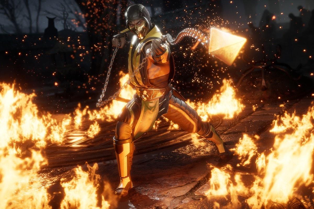 Mortal Kombat 11 MKX Mortal Kombat X Trailer NetherRealm Studios Sub Zero Scorpion Raiden April 23, 2019