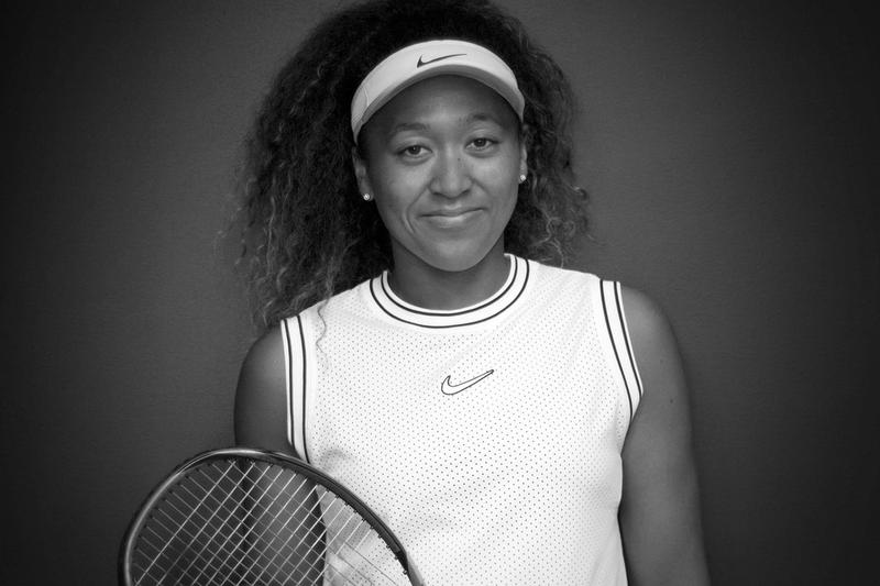 Naomi Osaka Signs with Nike News tennis sports japan Endorsement