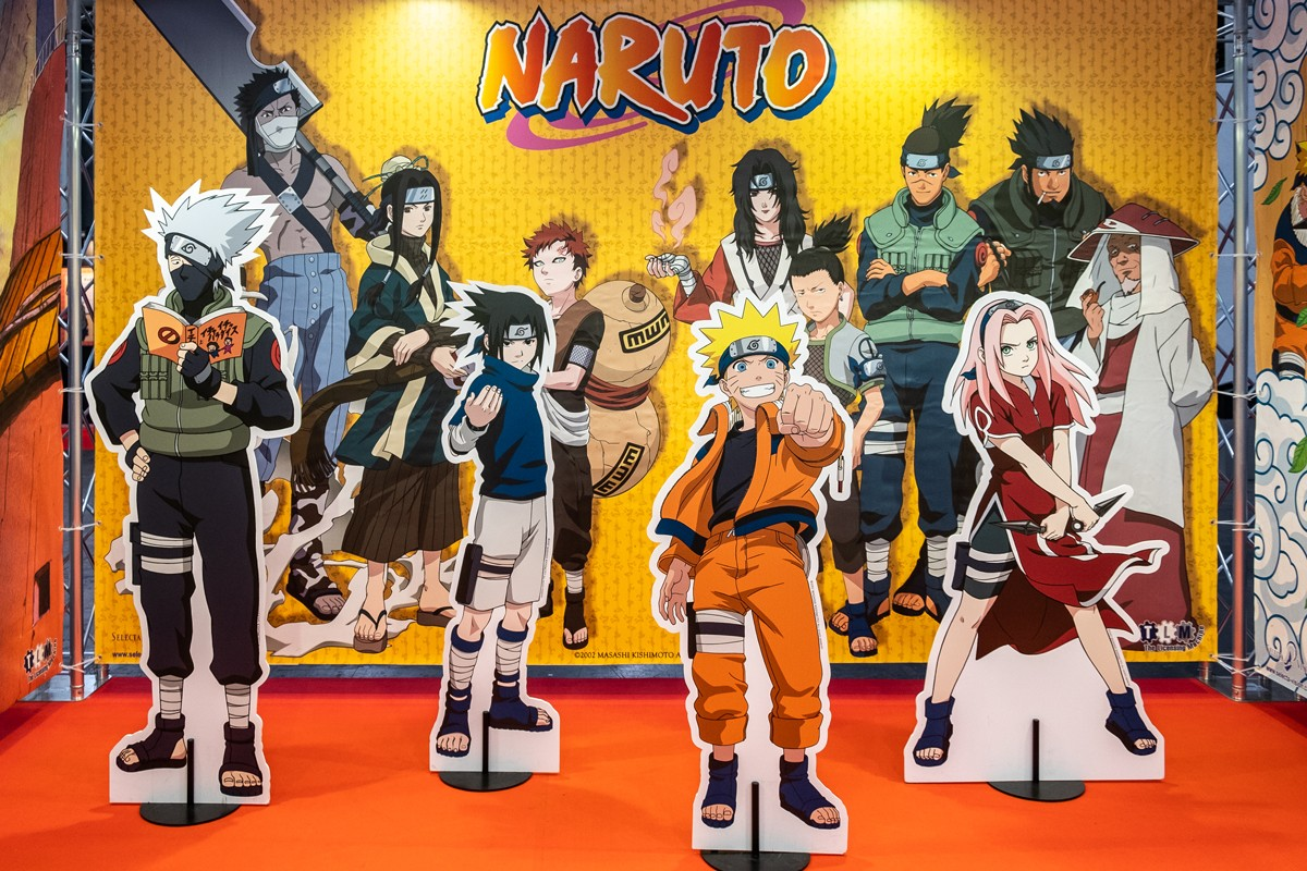 A 'Naruto' Theme Park Is Now Open in Japan
