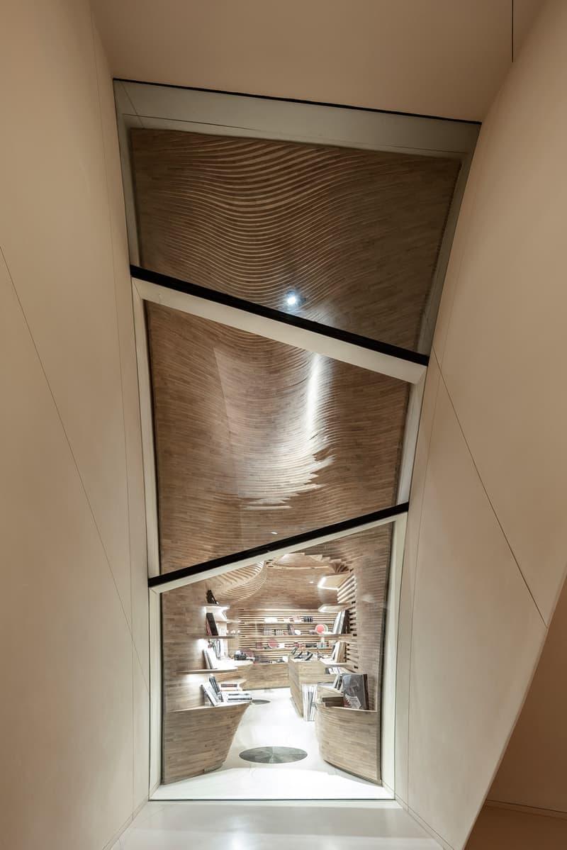 national museum of qatar nmoq doha shop interiors koichi takada architects architecture