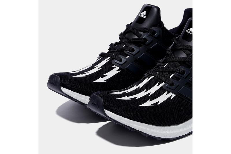 40d83656cc0ce NEIGHBORHOOD x adidas UltraBOOST Official Look black white Shinsuke  Takizawa three stripes japan