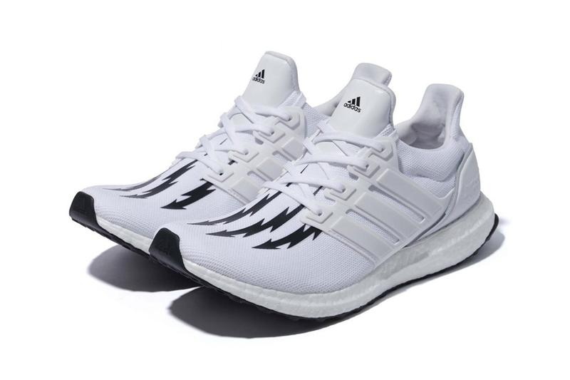 NEIGHBORHOOD x adidas UltraBOOST Official Look black white Shinsuke Takizawa three stripes japan
