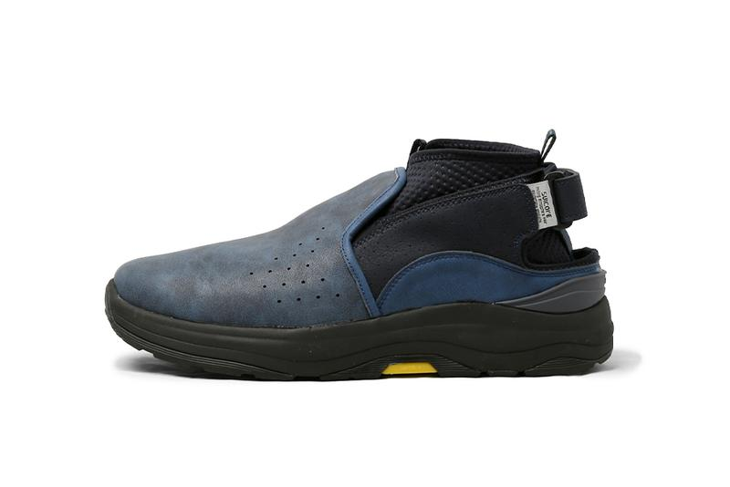 NEPENTHES x Suicoke SS19 Footwear Collaboration spring summer 2019 ulrich rac collection colorway