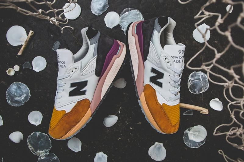 hot sale online 36fc8 f4b9f New Balance 'Coastal Pack' SS19 Colorway Release | HYPEBEAST