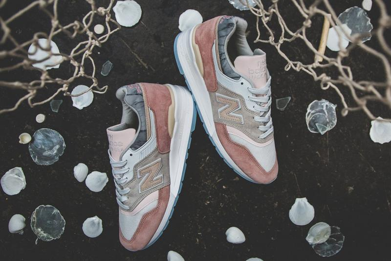 new balance coastal pack spring 2019 colorway release apricot rosa orange 997 998 sneakers