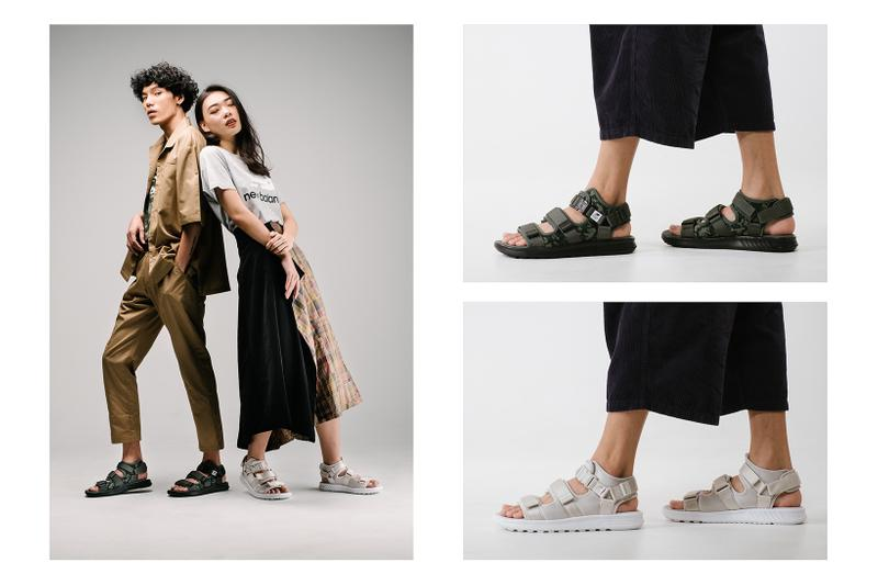 New Balance Summer-Ready Sandal Collection SDL300 SDL750 SDL900