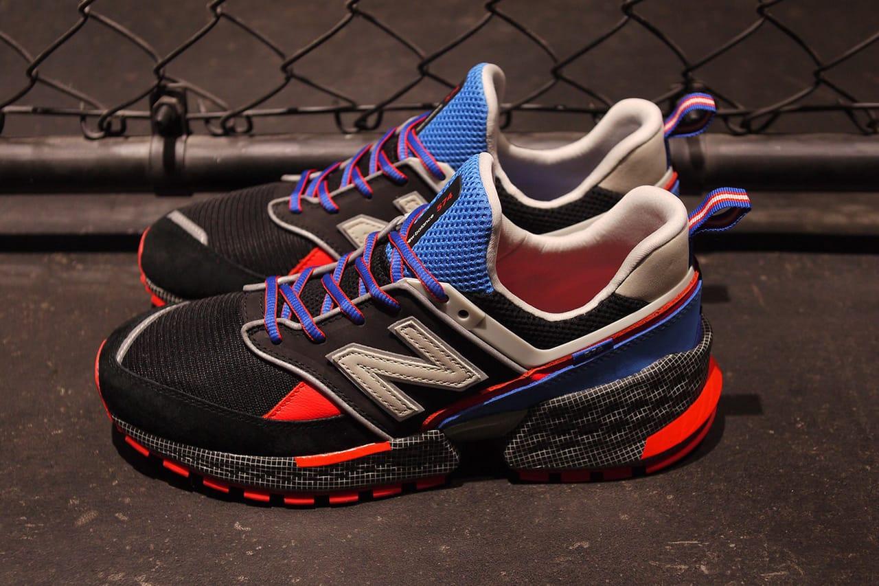 New Balance x mita sneakers x WHIZ