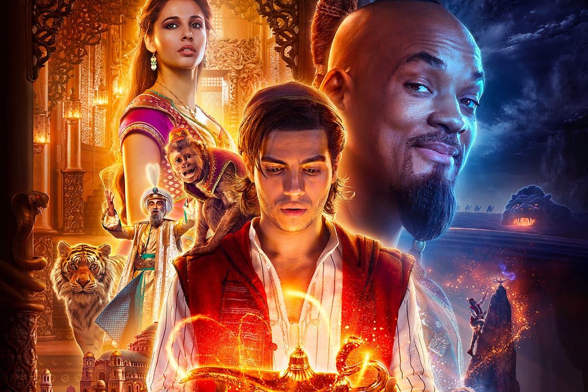 Latest Disney's 'Aladdin' TV Spot Highlights the Iconic Magic Carpet Ride