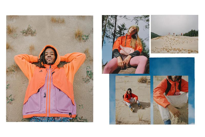 Nike ACG Spring/Summer 2019 Apparel Preview All Conditions Gear Release Information Closer Look April 20 Sneakers Buy Cop Purchase