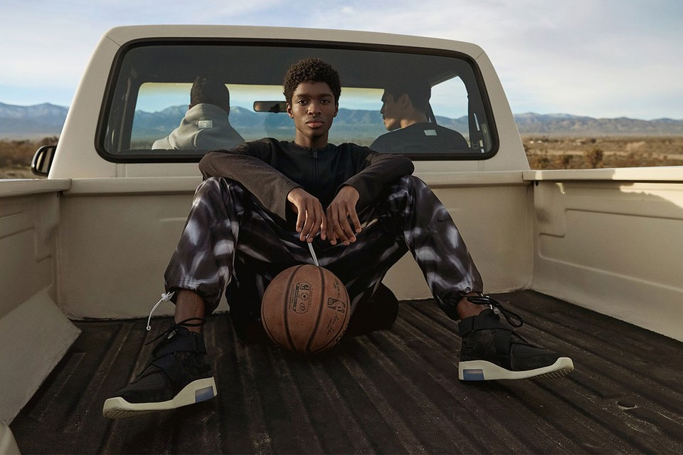 Fear of God and Nike Highlight SS19 Collaboration With Funky Campaign Video