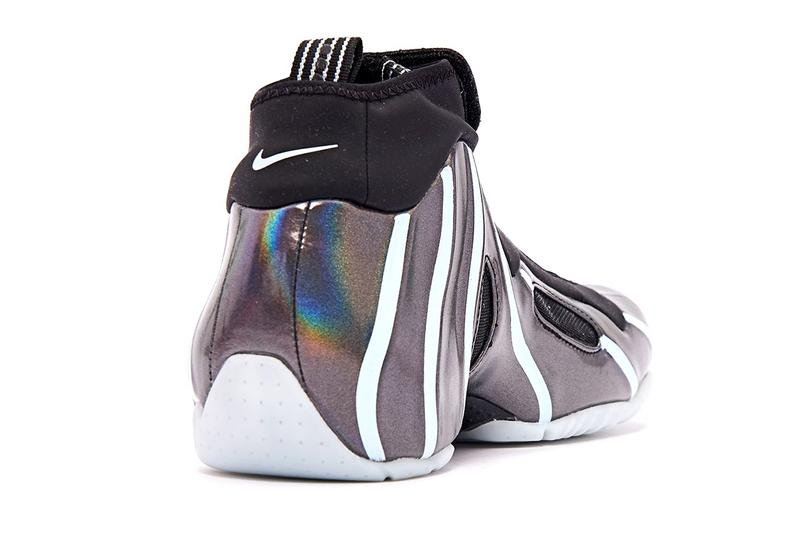 best website f7c9d 81cfd Nike Air Flightposite Black Topaz Mist Spring Summer 2019 SS19 Release Date  Sneaker Drop Information AO9378