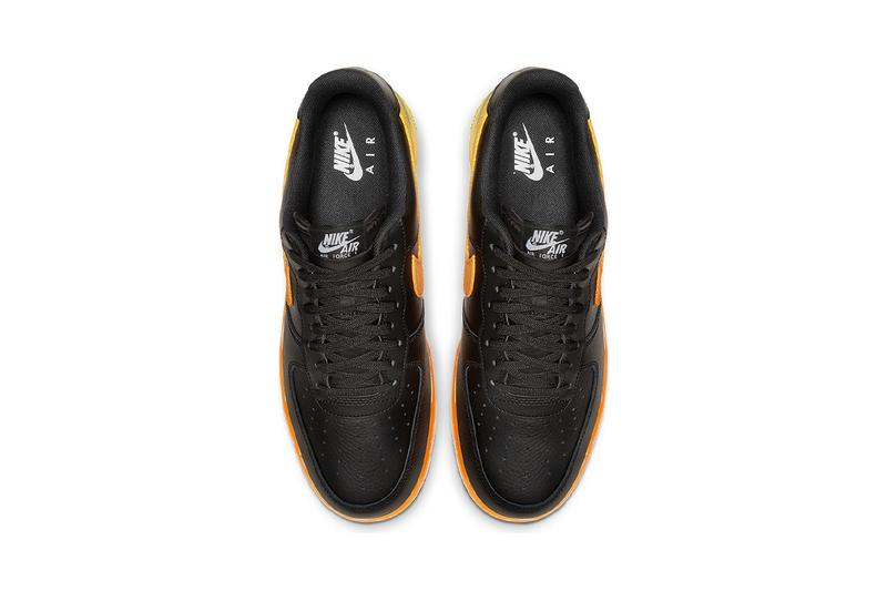 Nike Air Force 1 '07 LV8 Vast Grey Hyper Grape BLACK ORANGE PEEL OPTI YELLOW Release Info CJ0524-001 CJ0524-002