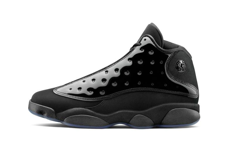 c9a02c3a75cd Nike Air Jordan 13 Cap And Gown Release Info 414571-012 black patent  leather graduation