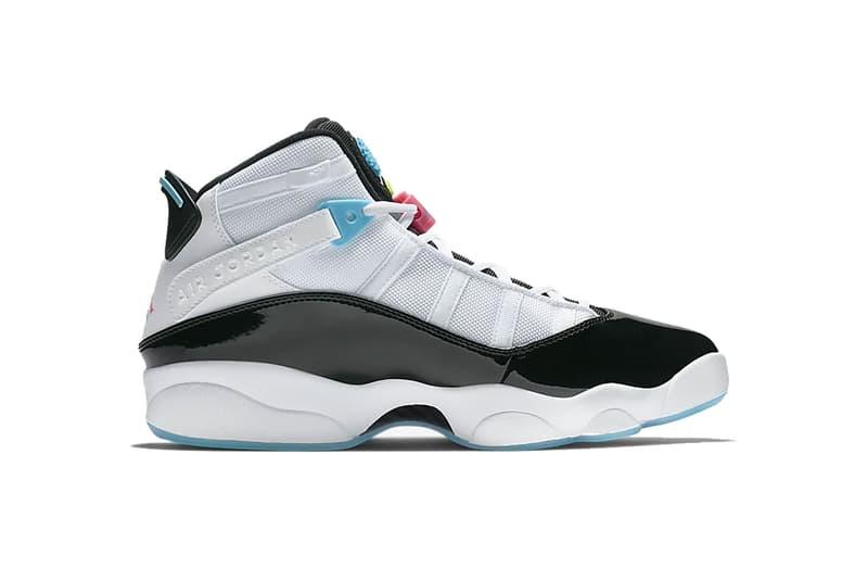 buy popular d3fd1 4d350 Shop the Air Jordan 6 Rings in