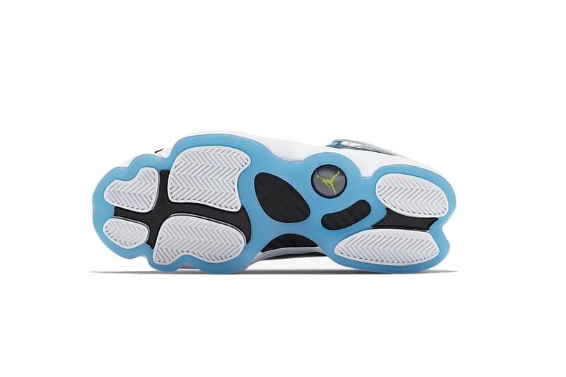 0bd49890c2d1 nike air jordan 6 rings six hyper pink blue white black fury sneakers shoes  kicks basketball