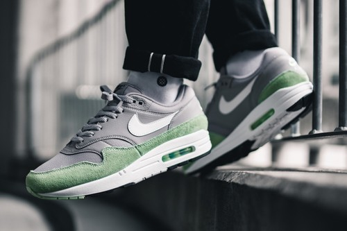"Nike Air Max 1 ""Fresh Mint"" Harnesses Patta AM1 Aesthetics"