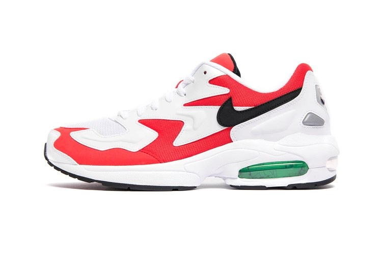 low priced 0410f c87f1 The Nike Air Max 2 Light Receives a Spicy