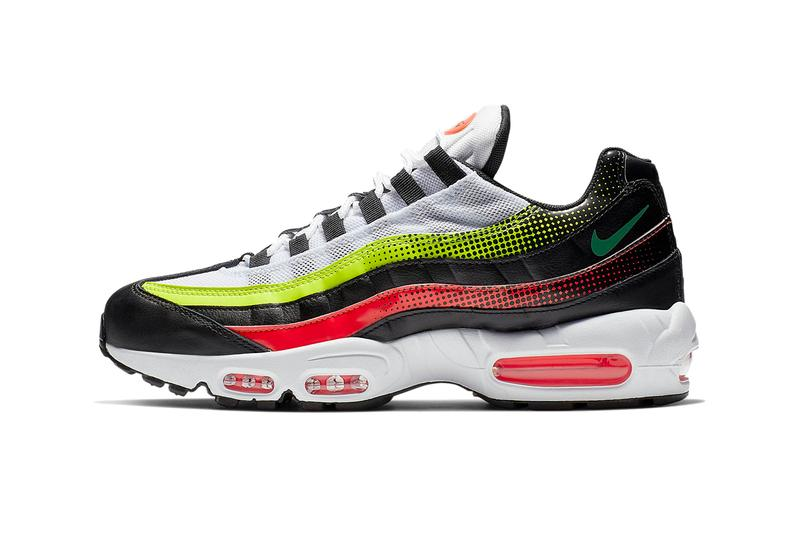 reputable site b0af6 fb90a Nike Air Max 720 95 flyknit 3 Volt Gradient Pack Innovation Nike Air  VaporMax 2019 Nike