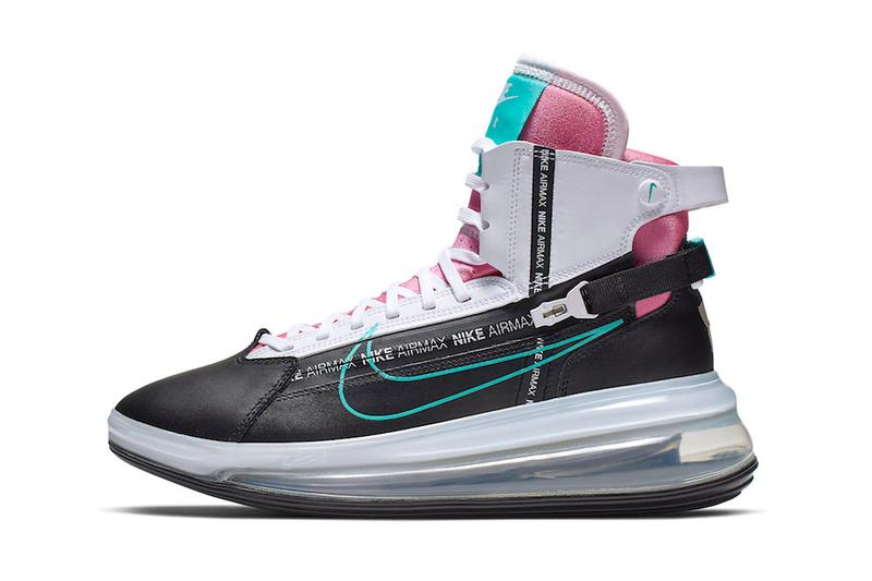d35977e6 Nike Air Max 720 SATRN Surfaces in the Legendary