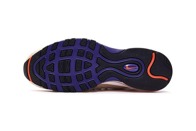 c1464ac7 Nike Air Max 98 Sail/Court Purple Light Cream   HYPEBEAST DROPS