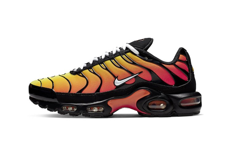 timeless design c57f1 ee8e5 Nike Air Max Plus Receives Miami Vice Treatment | HYPEBEAST