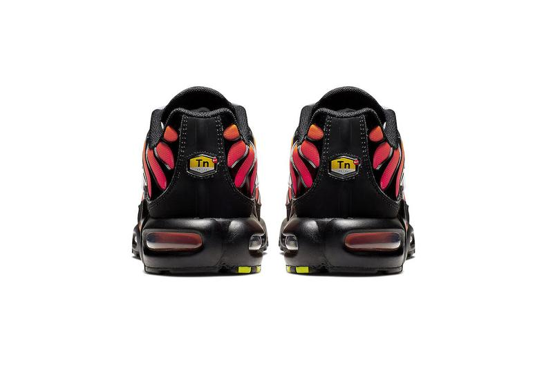 Nike Air Max Plus Tiger Release Info 852630-040 Black orange yellow
