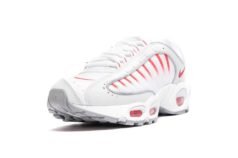 Nike Air Max Tailwind IV 4 Ghost Aqua/Red Orbit/Wolf Grey AQ2567-400 Retro Release Clean Spring Summer 2019 SS19 Colorway New Drop Date Information