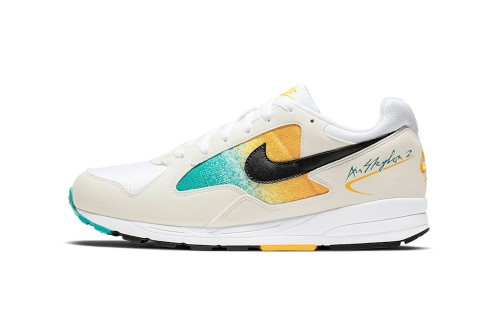 "Nike Air Skylon II Mixes Warm and Cool With ""University Gold/Spirit Teal"""