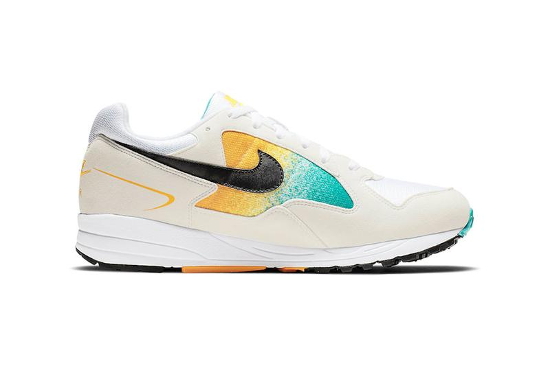 nike air skylon ii 2 university gold spirit teal colorway release