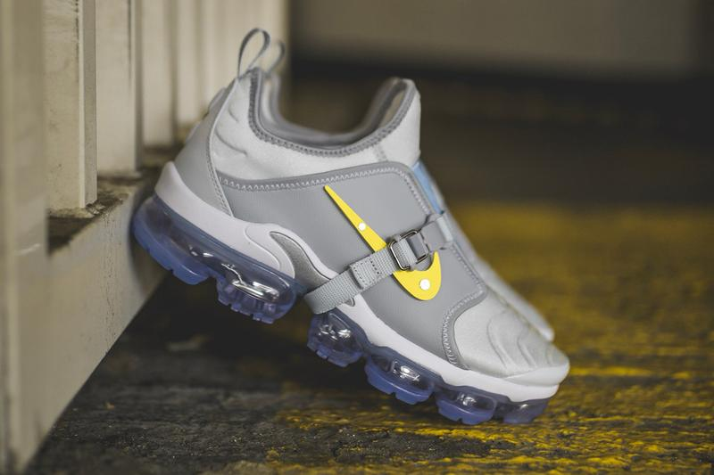 "Nike Air VaporMax Plus ""Work in Progress"" Closer Look paris nike on air air max france Lou Matheron"