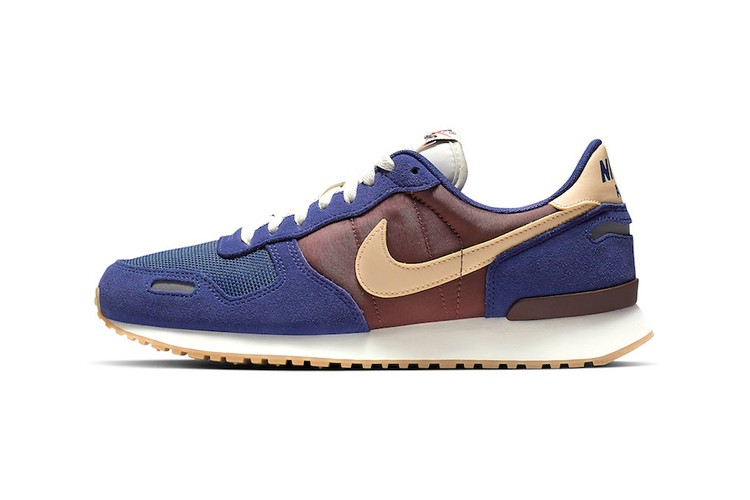 59a09cd64a43 Nike Air Vortex Gets Refreshed With Rich Navy and Brown