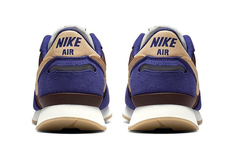 nike air vortex brown blue tan colorway release