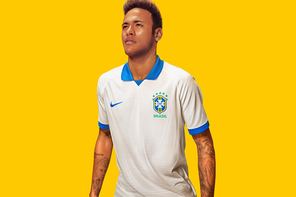 Nike Brasil Copa America 100 Year Victory Kit Hypebeast