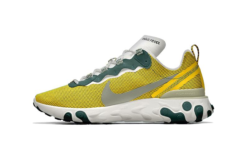 Nike By You Introduces Customizable React Element 55
