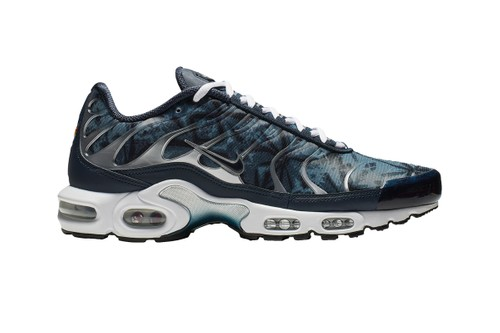 """Nike Drops a Summer-Ready """"Palm Pack"""" for the Air Max Plus"""