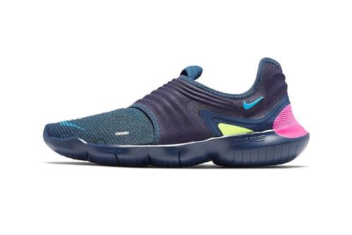 "Nike Free RN Flyknit 3.0 ""Midnight Navy"""