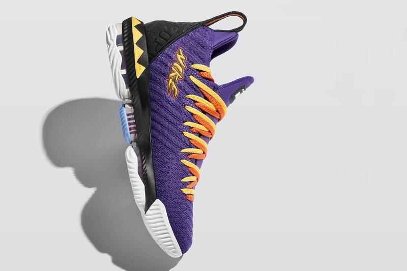 974ad342 Nike Lebron 16 Martin Colorway Release | HYPEBEAST