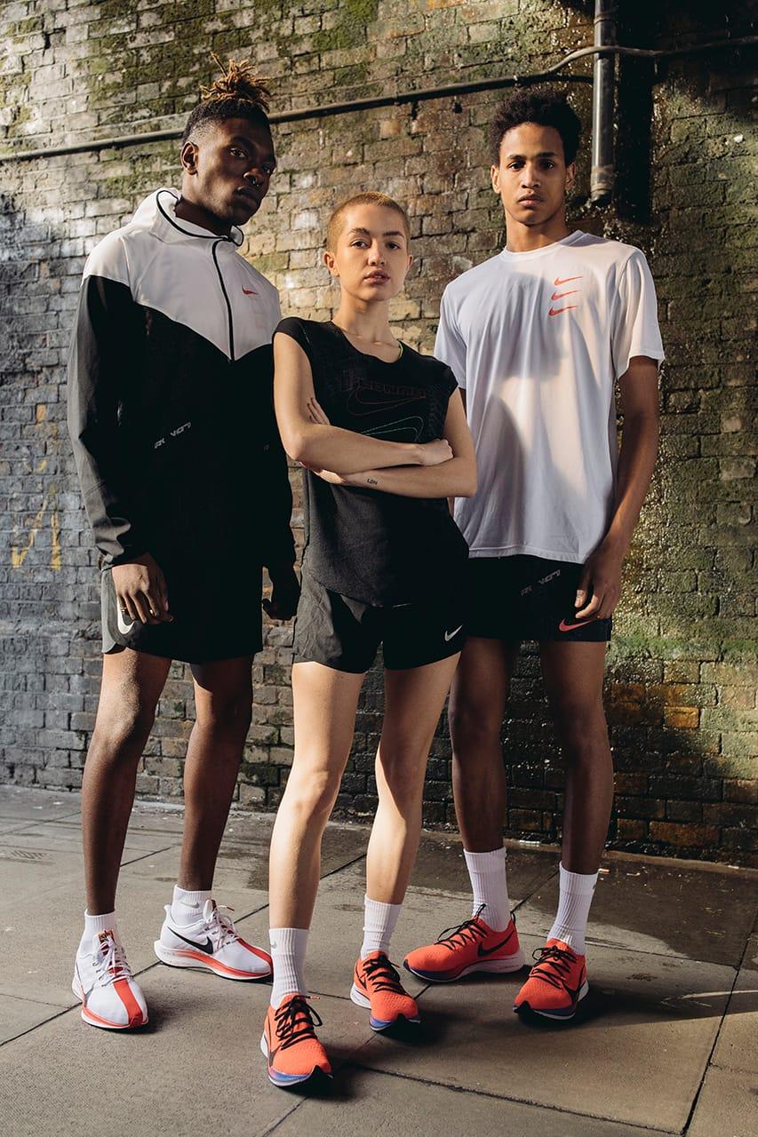 Nike Dedicates Latest Running Line to