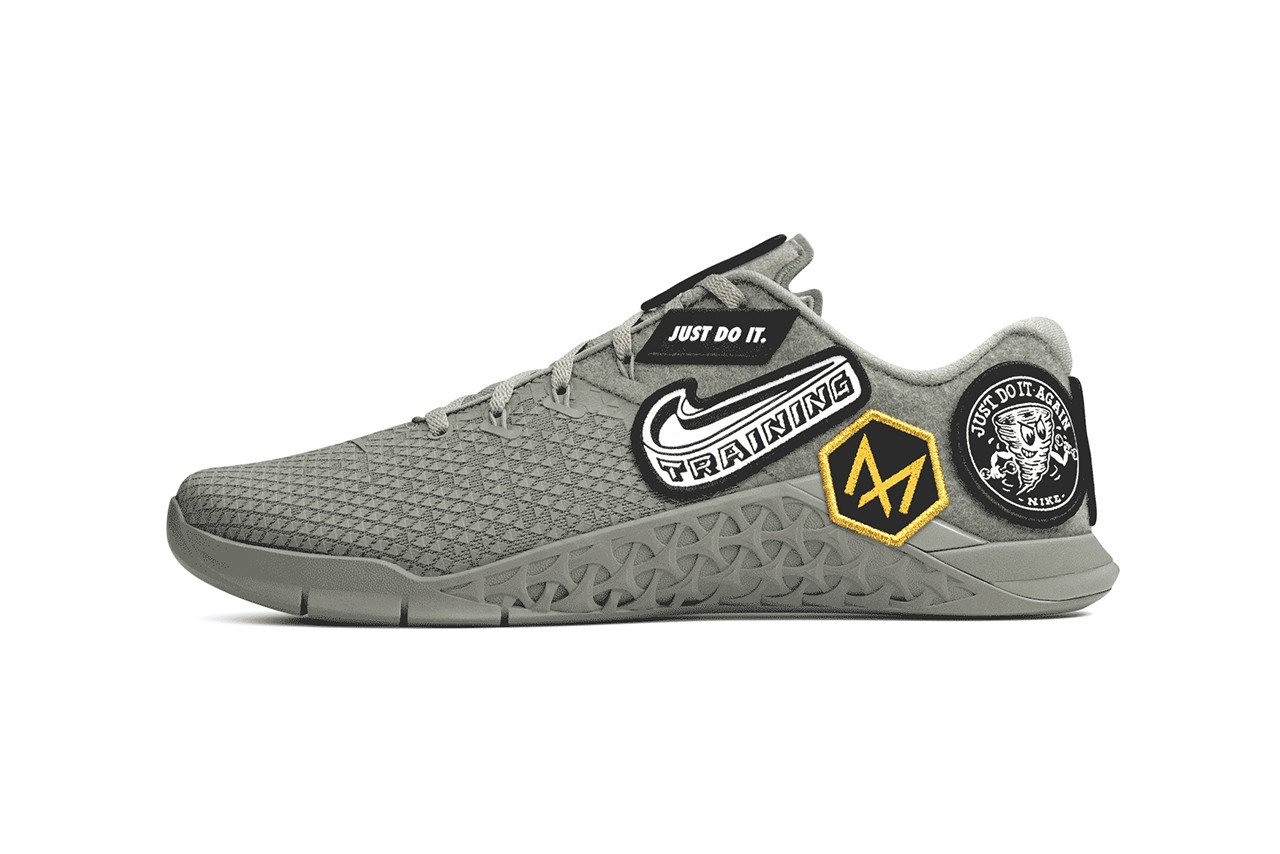Nike Metcon 4 XD Patches Release