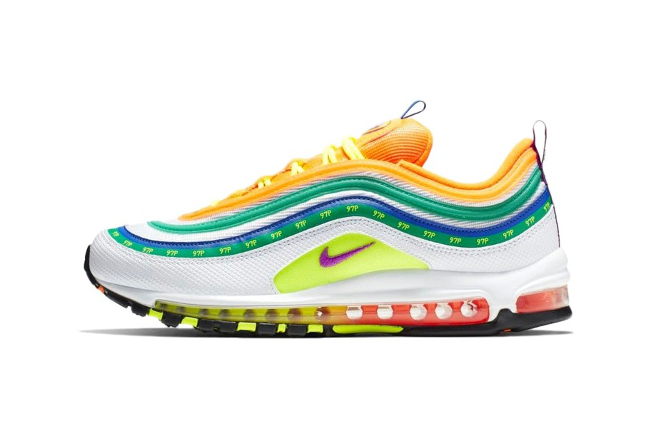 Nike: On Air Collection Available Now on StockX sneakers air max 98 vapormax plus 1 la mezcla neon seoul london summer of love tokyo maze paris works in progress sh kaleidoscope