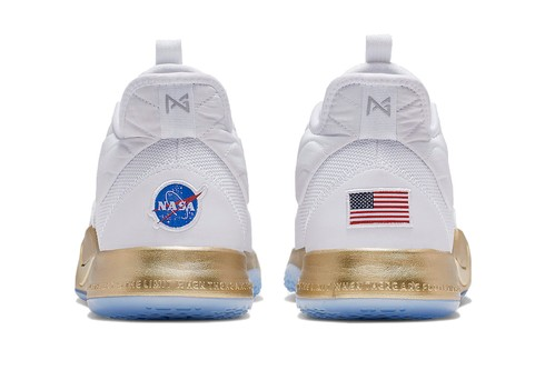 "Nike & Paul George's PG 3 ""NASA"" Is Releasing This Weekend (UPDATE)"