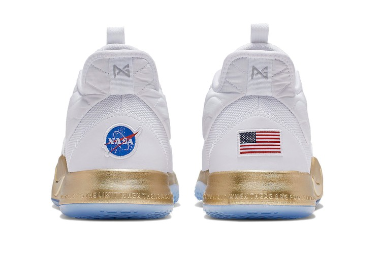 separation shoes f583c 7f482 Paul George's Nike PG1
