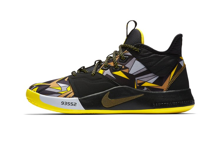 "more photos f51c1 43f3a Nike s PG3 Receives Its Very Own ""Mamba Day"" Colorway"