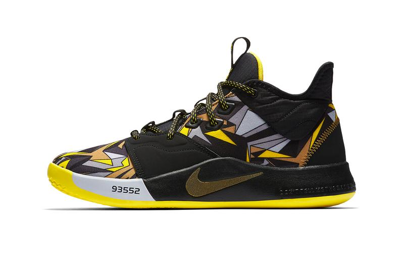 superior quality e9621 2d314 Nike PG3 Mamba Day Colorway Release