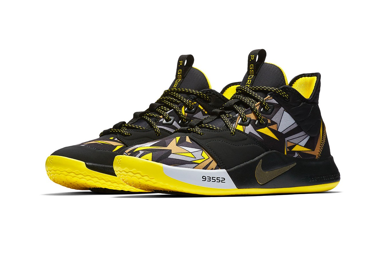 Nike PG3 Mamba Day Colorway Release